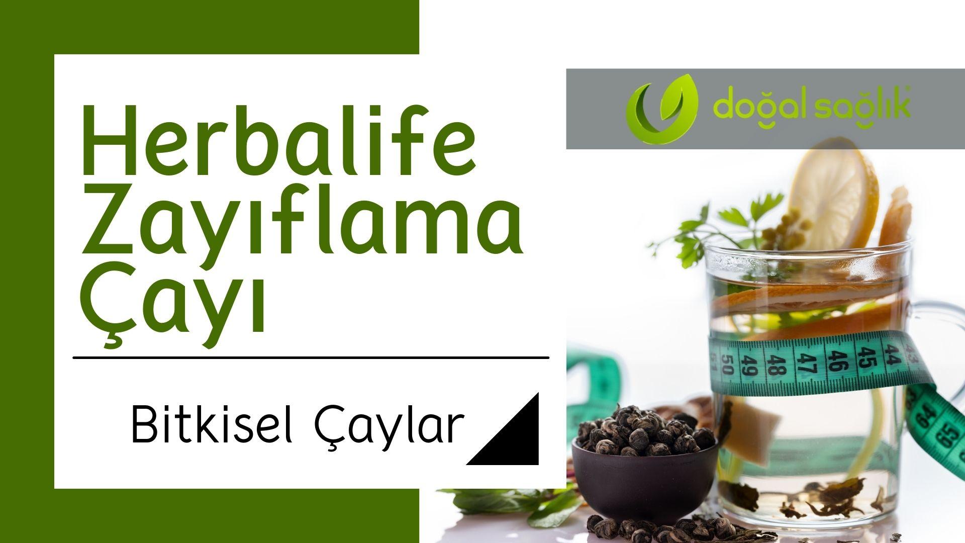 Herbalife Zayıflama Çayı