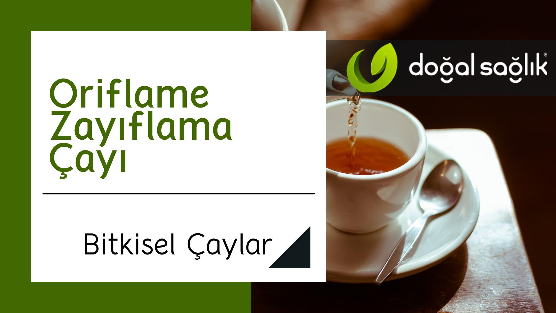 Oriflame Zayıflama Çayı