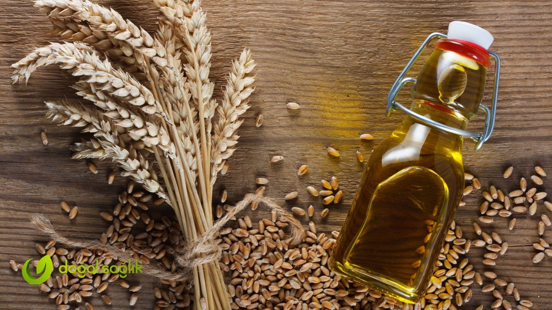 Buğday Yağı Faydaları