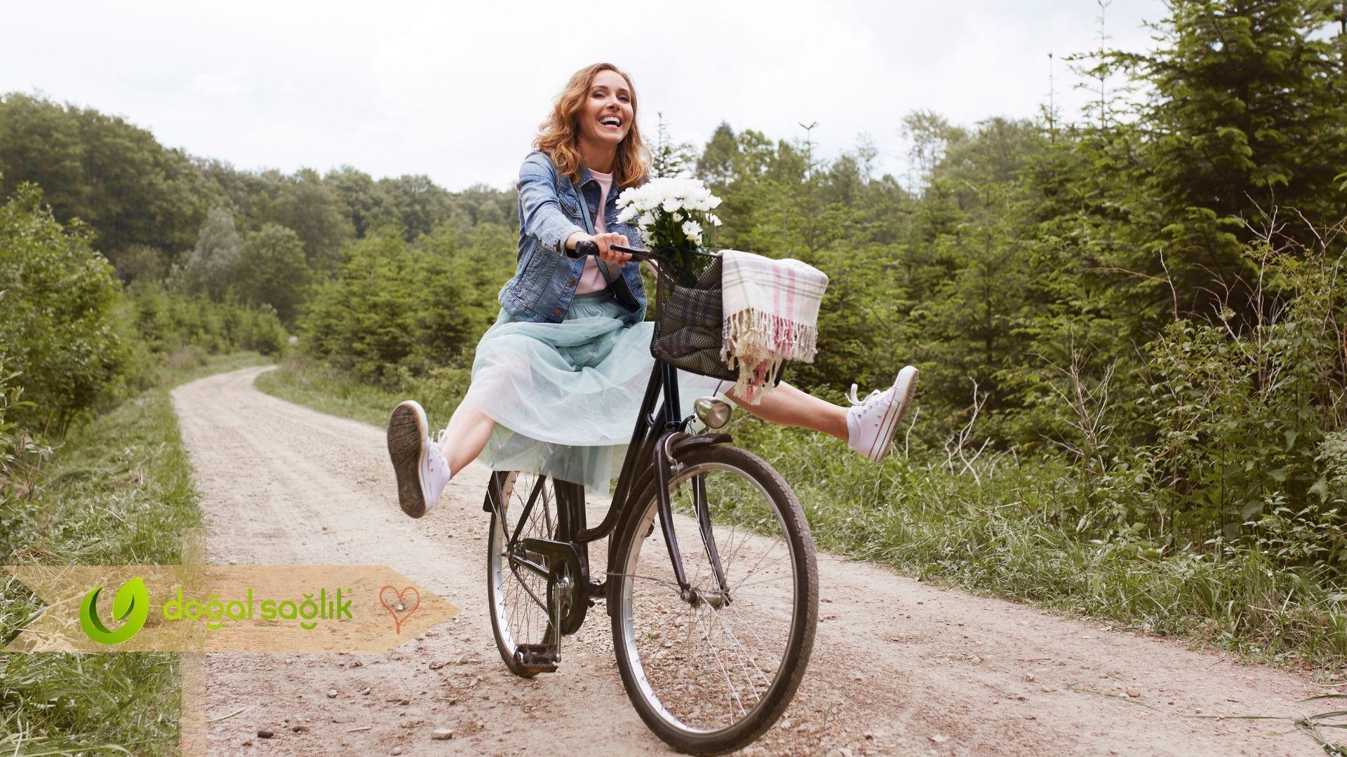 Bisiklet Sürmenin Cinselliğe Faydaları