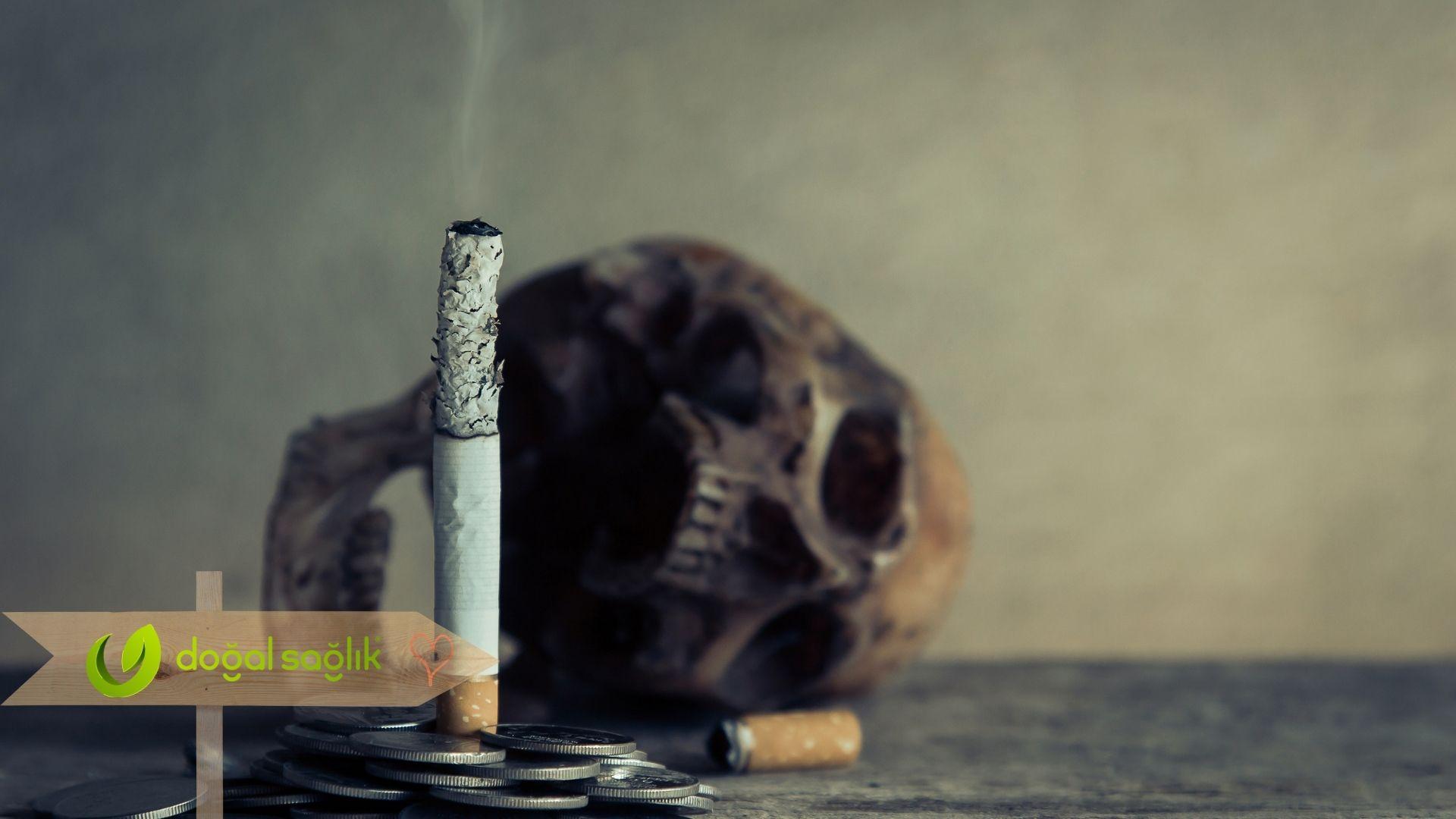 Sigaranın Cinsellikte Zararları